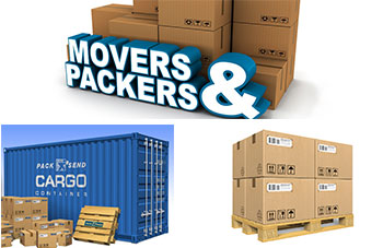 Packing and Removals